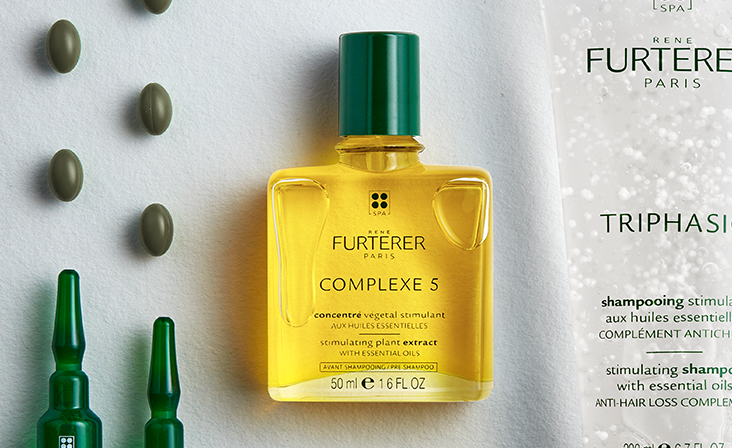Apotheka Beauty ilueksperdi ilulemmik: Rene Furterer Complex 5