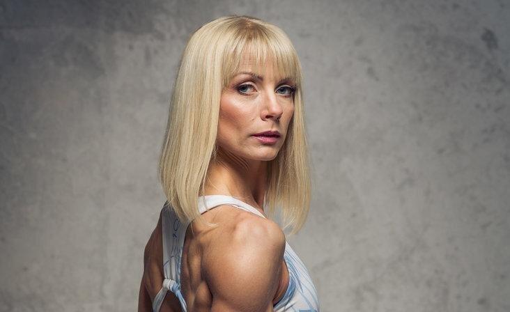 Fitnessiga tegelev Apotheka turundusspetsialist Riinu jagab ilunippe