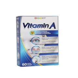 VITAMIIN A CAPS ABC VIT N60